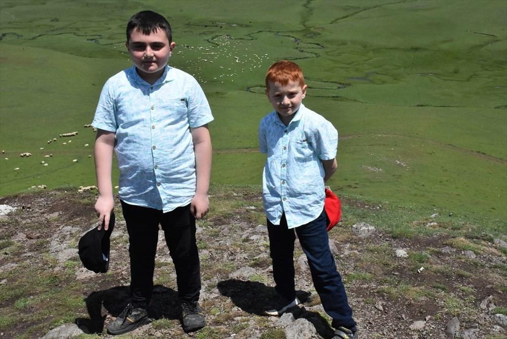 Karadeniz'in menderesleriyle ünlü Perşembe Yaylası doğaseverleri ağırlıyor - 18