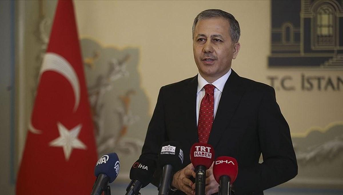 SON DAKİKA:İstanbul'da kaç doz aşı uygulandı? Vali Yerlikaya açıkladı