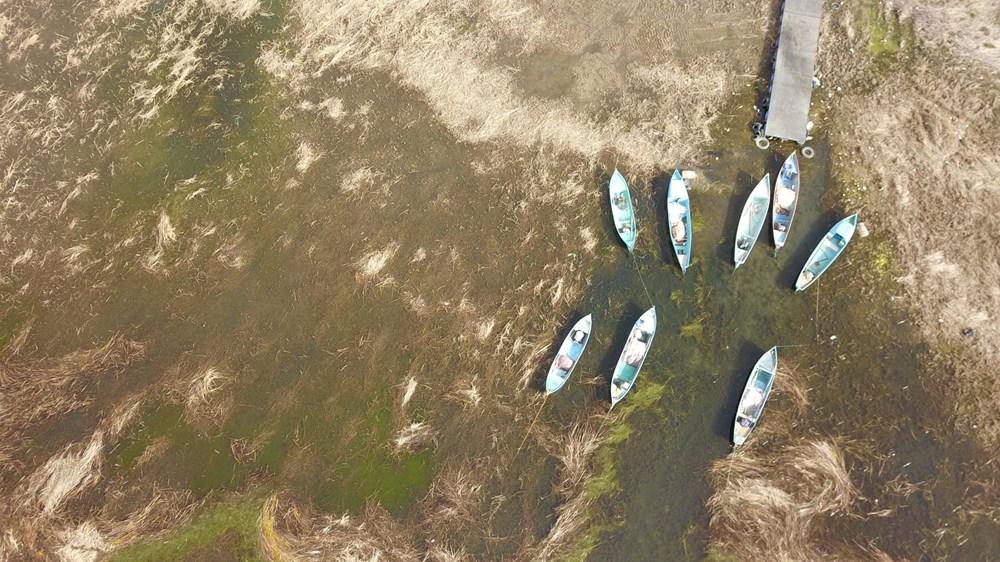 Beyşehir Gölü alarm veriyor: 50 metre çekildi - 2