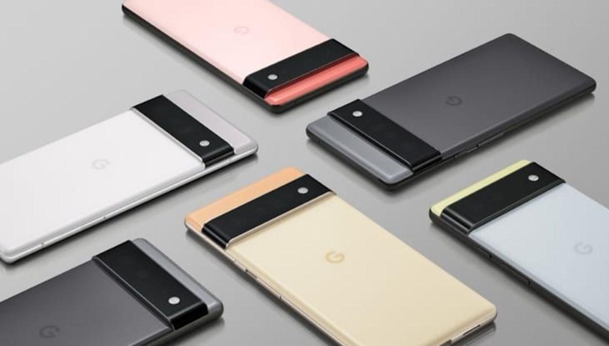 Apple'ın izinden gidiyor: Google Pixel 6 ve Pixel 6 Pro'da kendi işlemcisini kullanacağını duyurdu