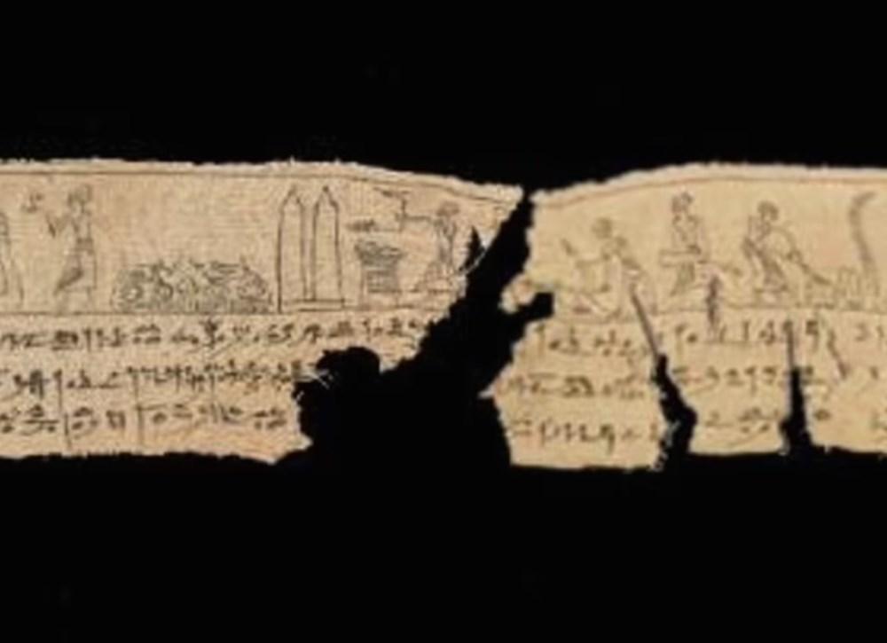 2 bin 300 yıllık bilmece çözüldü: Ölüler Kitabı'ndaki büyüler açığa çıktı - 1