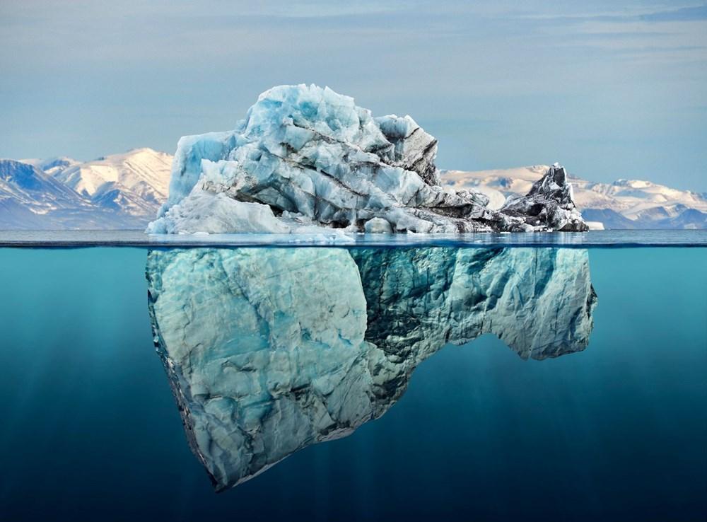 Güney kutbu Dünya'nın geri kalanından üç kat daha hızlı ısınıyor