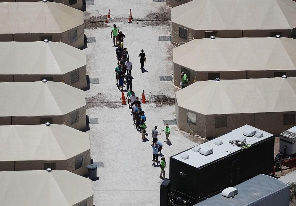 ABD'nin sığınmacı kamplarındaki çocuklar yaşadıklarını anlattı: Pişmemiş et yiyoruz ve cinsel istismara maruz kalıyoruz - 11