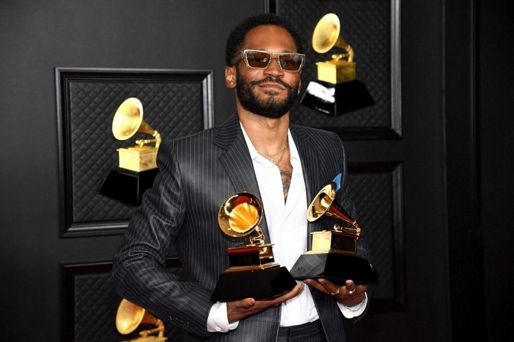 2021 Grammy Ödülleri'nin sahipleri belli oldu - 37
