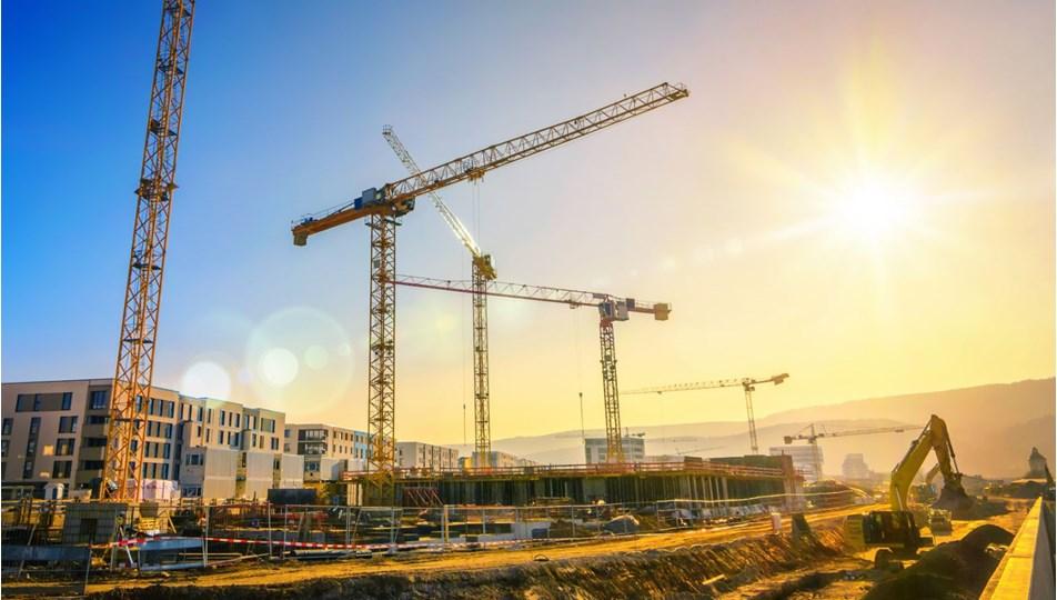 İnşaat ve yapı endüstrisi dünyadaki karbon emisyonlarının üçte birinden fazlasına neden oluyor