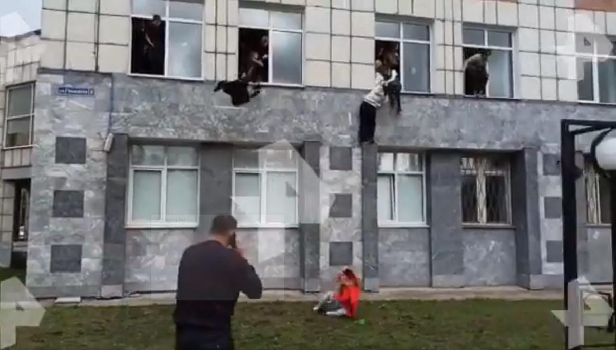 SON DAKİKA:Rusya'da bir üniversiteye ateş açıldı: 8 ölü, 6 yaralı