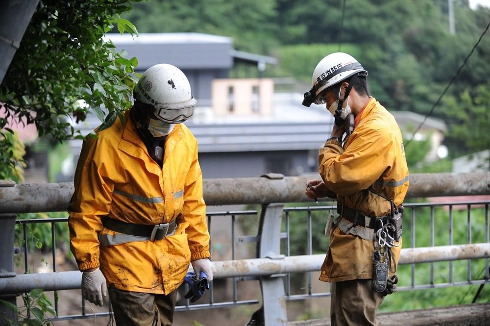 Japonya'daki sel felaketi: Ölü sayısı 7'ye yükseldi - 14