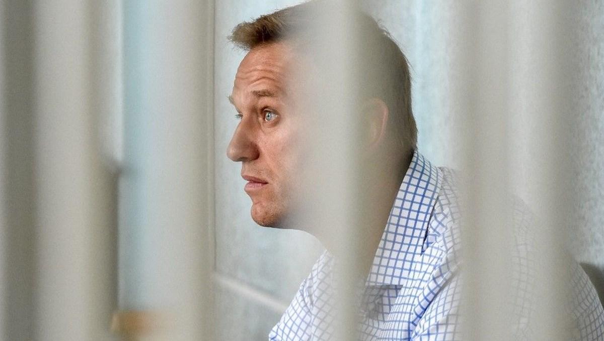 SON DAKİKA:Rus muhalif Navalny açlık grevine son verdi