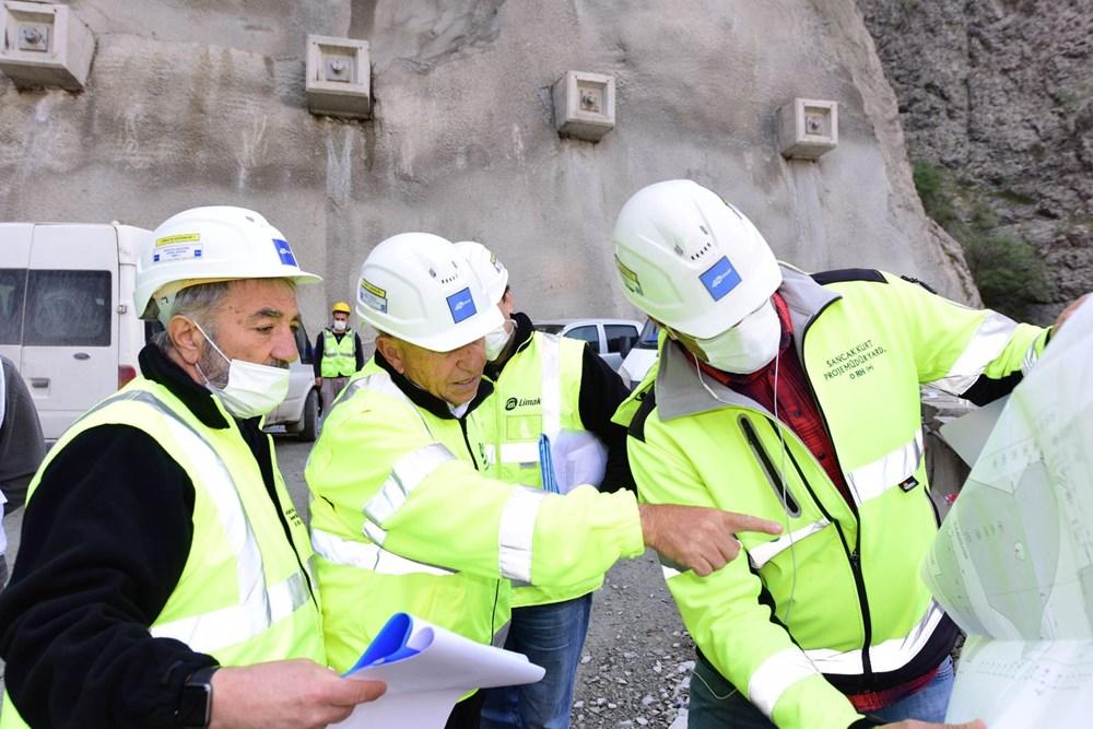 Türkiye'nin en yüksek barajında ekonomiye yıllık 2 milyar TL katkı - 6