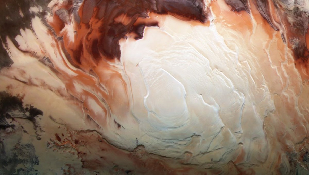 NASA: Mars'ta bilinenden çok daha fazla