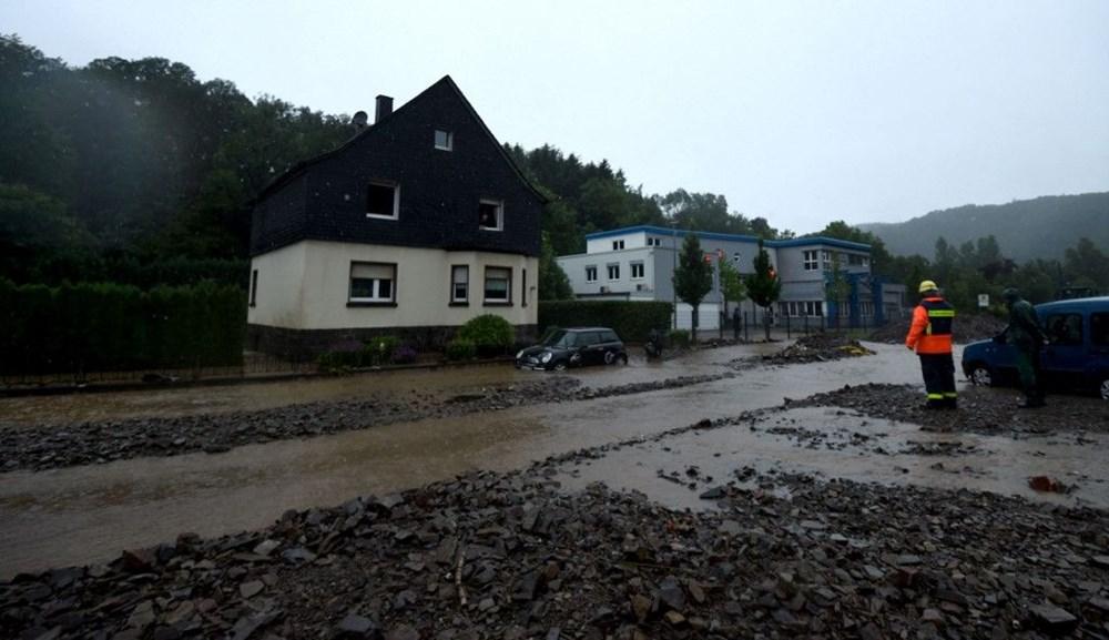 Almanya'da sel: 33 kişi hayatını kaybetti - 16
