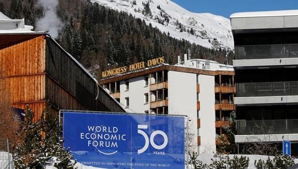 Davos'ta küreselleşme ve iklim kaygısı