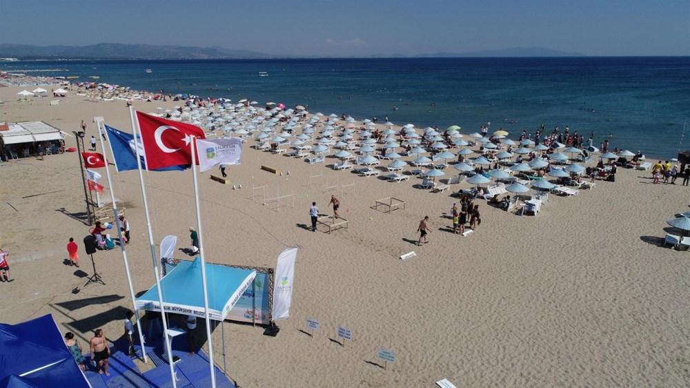 Balıkesir'de mavi bayraklı plaj sayısı 31'e çıktı - 2