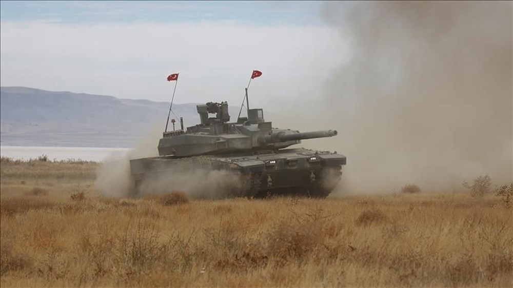 Mayına karşı korumalı Türk zırhlısı: COBRA II MRAP (Türkiye'nin yeni nesil yerli silahları) - 77