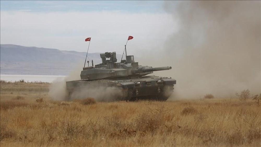 Dijital birliğin robot askeri Barkan göreve hazırlanıyor (Türkiye'nin yeni nesil yerli silahları) - 93