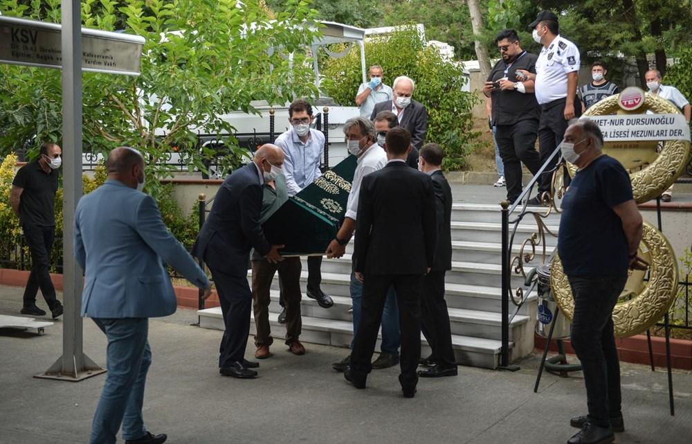 Seyfi Dursunoğlu son yolculuğuna uğurlandı - 5