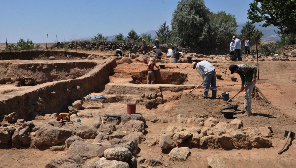 Gaziantep Zincirli Höyük'te Demir ve Orta Çağ eserleri bulundu