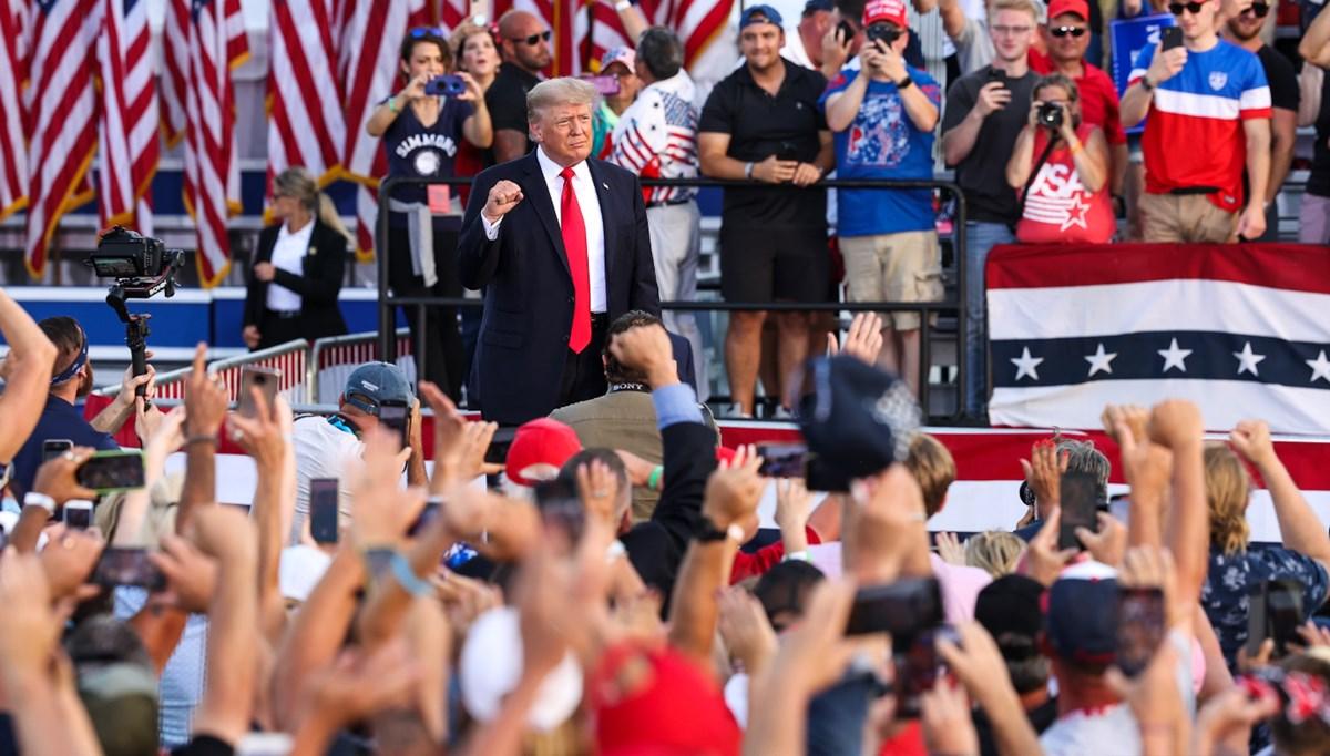 Donald Trump meydanlara döndü: Amerika'yı geri alacağız ve bunu yakında yapacağız