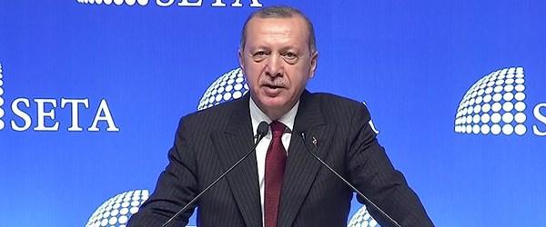 Cumhurbaşkanı Erdoğan: Onların iPhone'u varsa, kendi ülkemizde Venus var, Vestel var