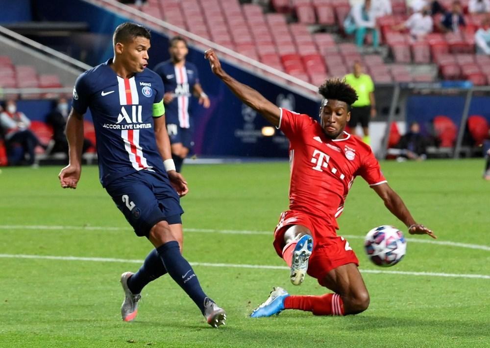 Şampiyonlar Ligi 2019-2020 sezonu şampiyonu Bayern Münih - 2
