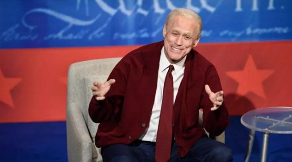 Jim Carrey'nin yerine Alex Moffat Joe Biden'ı canlandıracak - 3