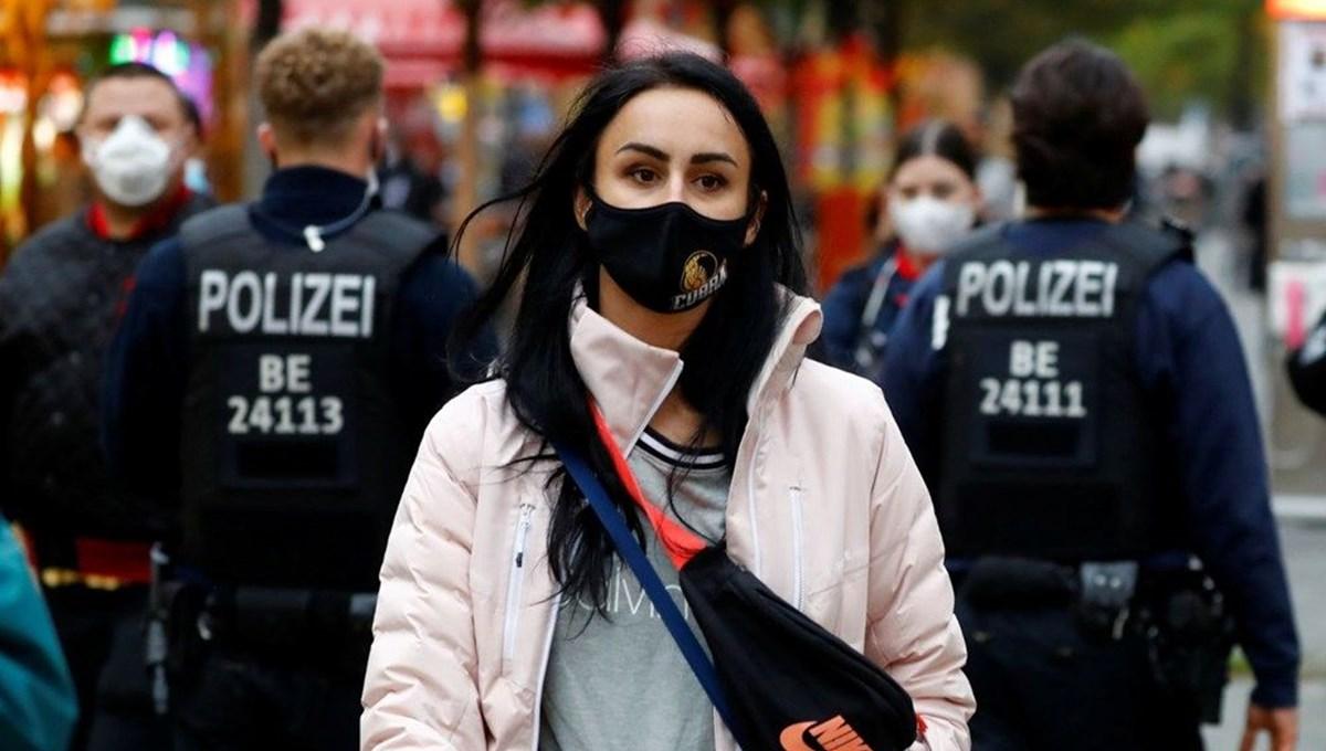 Almanya'da tepki çeken maske kararı