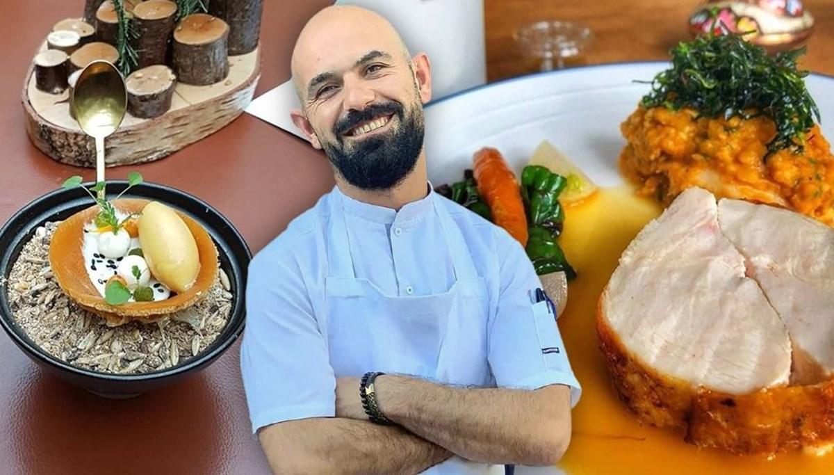 Michelin yıldızı alan Şef Ahmet Dede: Benim için dünyalara bedel, çok teşekkür ederim