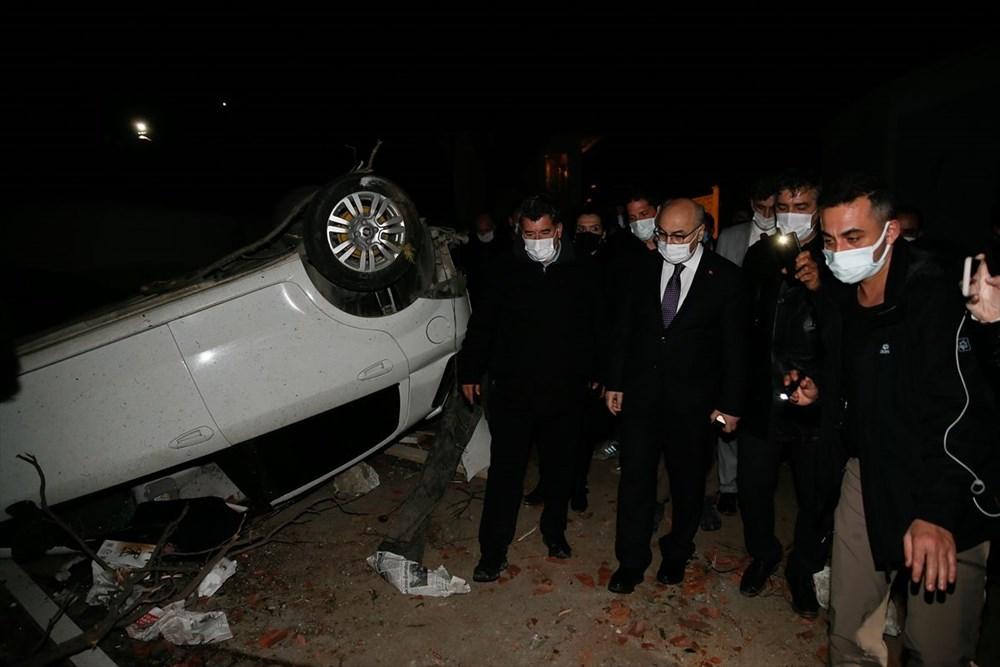 İzmir Alaçatı'da hortum: 16 yaralı - 5