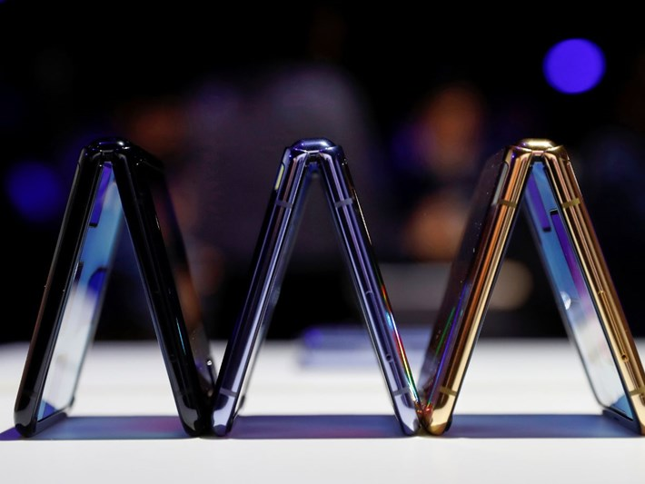 Samsung yeni katlanabilir modelini tanıttı! İşte Galaxy Z Flip'in özellikleri <br>