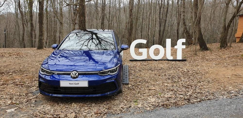 Yeni Volkswagen Golf Türkiye'de (Fiyatı belli oldu) - 1