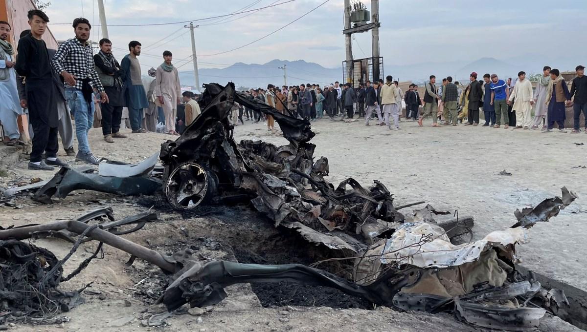 Afganistan'da kanlı iftar: Ölü sayısı 50'ye yükseldi