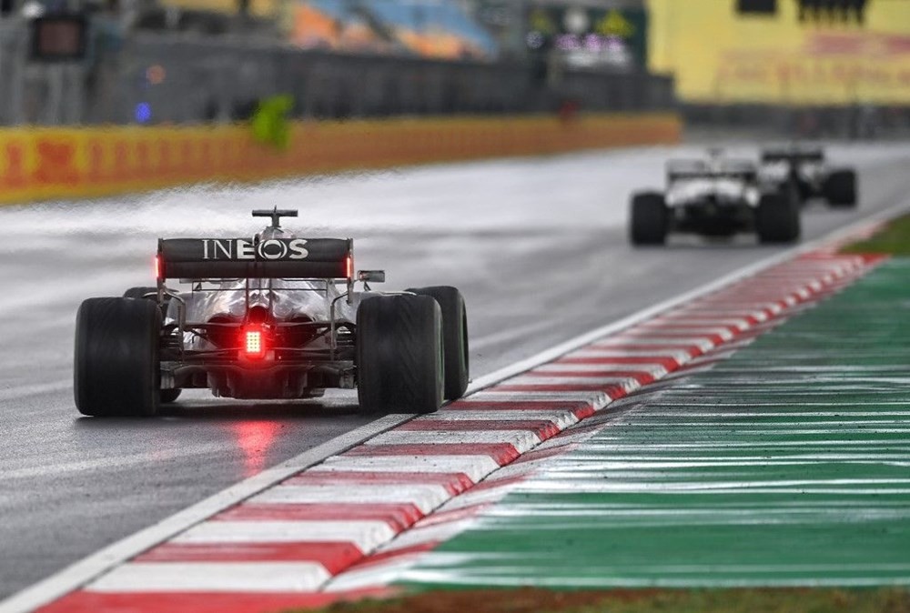 Lewis Hamilton 7. kez dünya şampiyonu - 10