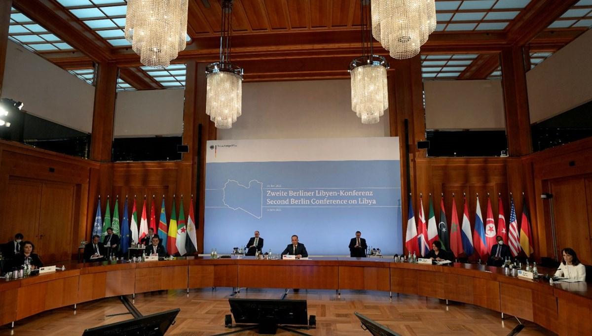 Berlin'de Libya konferansı: Sonuç bildirgesi yayımlandı