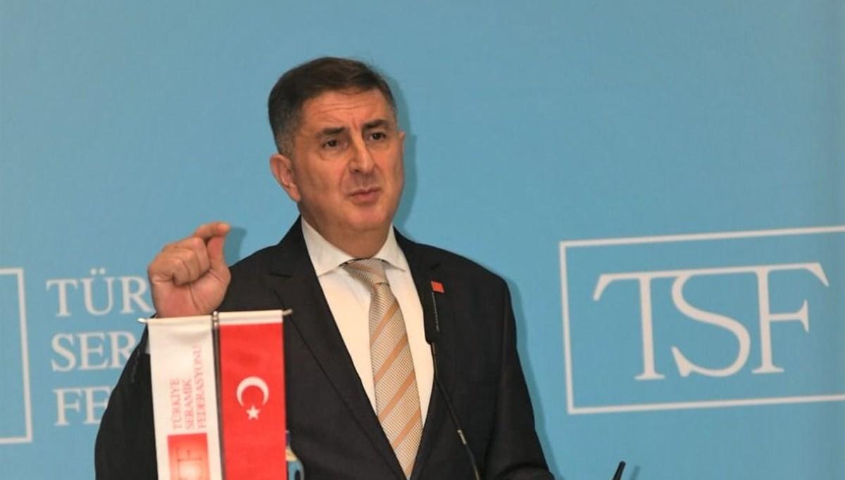 Türkiye Seramik Federasyonu başkanlığına yeniden Erdem Çenesiz getirildi