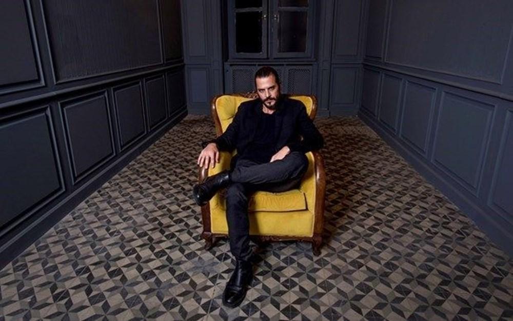 Mehmet Günsür, İtalyan dizisinin kadrosuna katıldı - 3