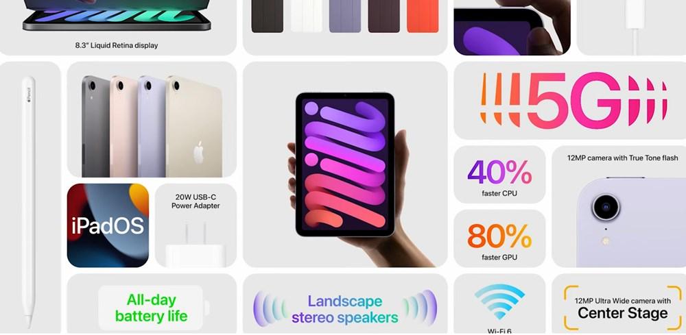 iPhone 13 tanıtıldı: İşte Türkiye fiyatı ve özellikleri (Apple iPad ve Smart Watch'u tanıttı) - 21