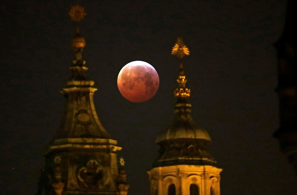 İki olay bir anda yaşanacak: Süper Çiçek Kanlı Ay ne zaman? - 5
