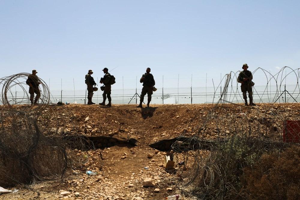 Intervensi keras dari tentara Israel ke Palestina - 13
