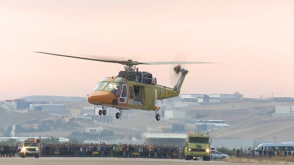 Aksungur tam yüklü mühimmatla 1 günden fazla uçtu (Türkiye'nin yeni nesil silahları) - 204