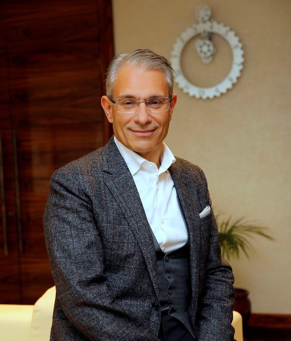 Türk Telekom Üst Yöneticisi (CEO) Dr. Paul Doany