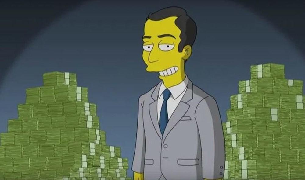 Simpsonlar'ın (The Simpsons) kehaneti yine tuttu: ABD'de Kongre Binası işgali - 10