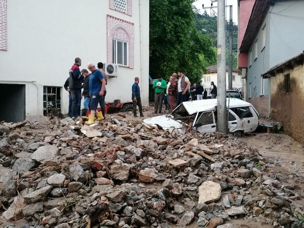 SON DAKİKA HABERİ: Bursa Kestel'deki  selde 5 ölü, 1 kayıp - 19