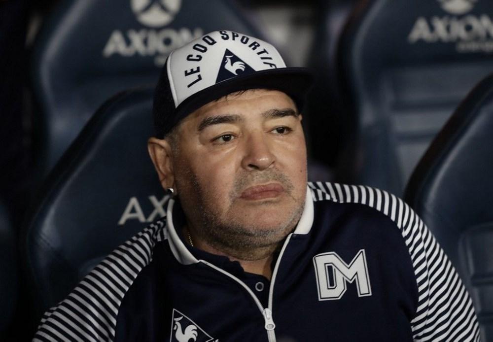 Diego Maradona'nın adını/lakabını filmde kullanamayacaklar - 4