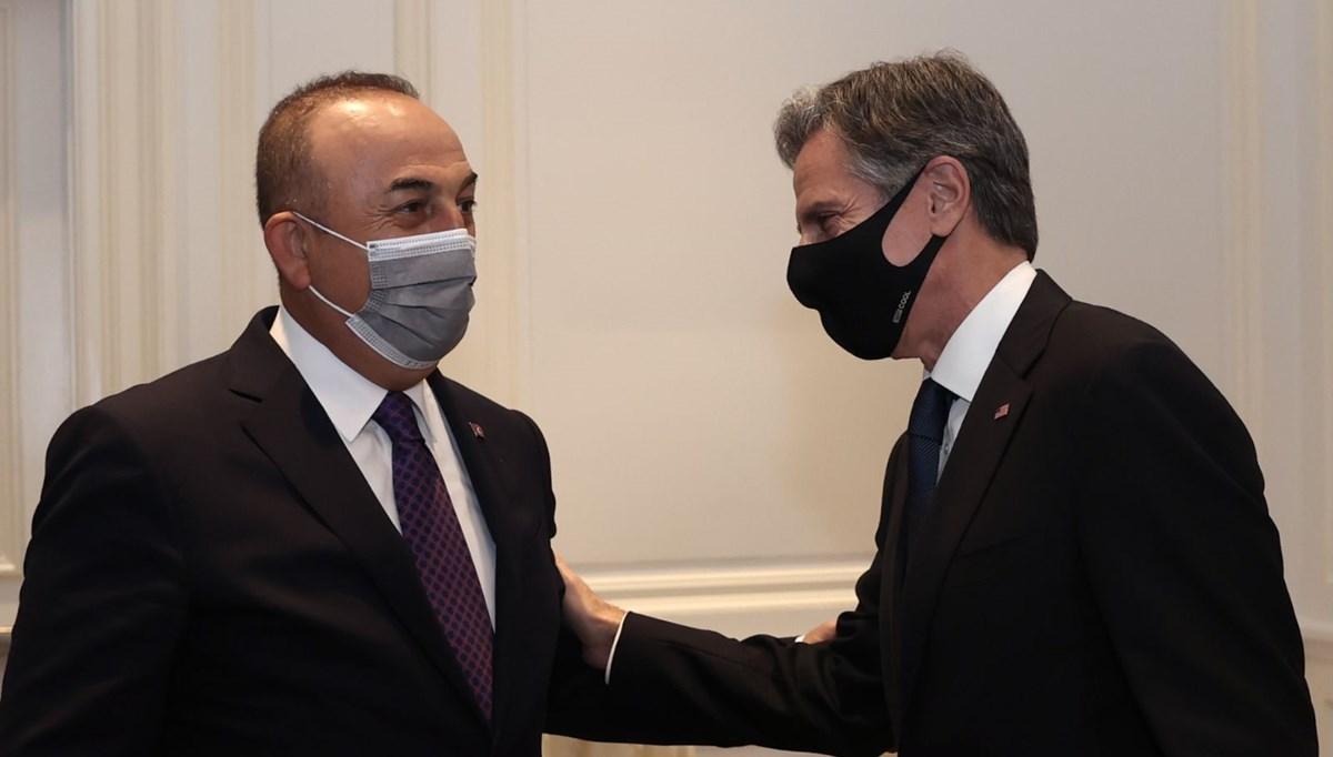 Çavuşoğlu ve Blinken'dan Afganistan'da 'yakından çalışmaya devam' vurgusu