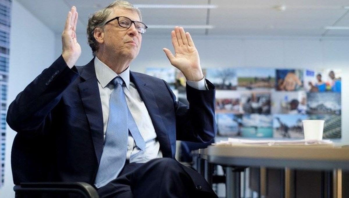Bill Gates için yeni iddia: Nobel Barış Ödülü için Jeffrey Epstein'den yardım istedi