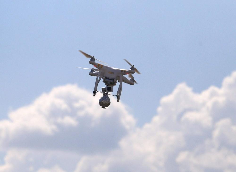 Dijital birliğin robot askeri Barkan göreve hazırlanıyor (Türkiye'nin yeni nesil yerli silahları) - 241