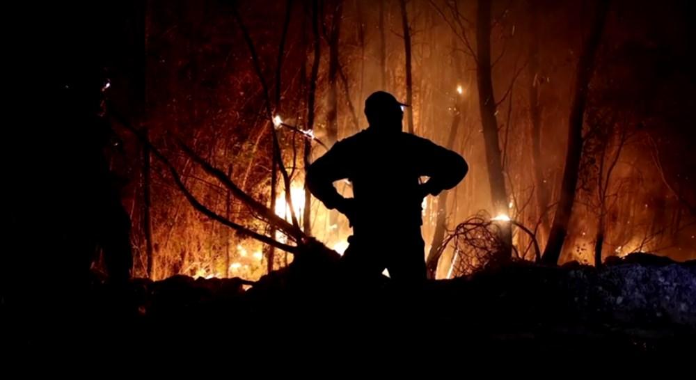 Akdeniz alev aldı: Yunanistan ve İtalya'da orman yangınları sürüyor - 2