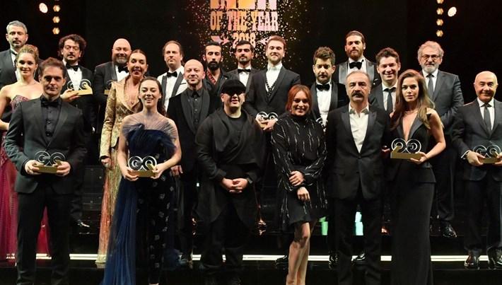 GQ Türkiye Men Of The Year 2018 Ödülleri sahiplerini buldu