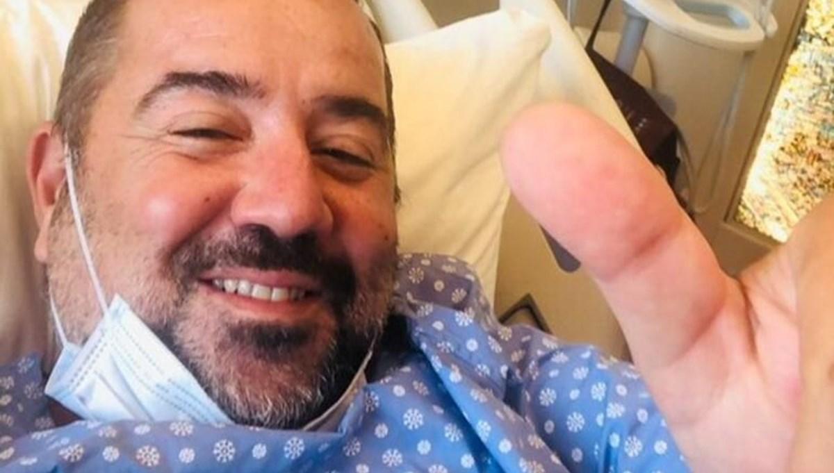 Ata Demirer ev kazası sonucu ameliyat geçirdi