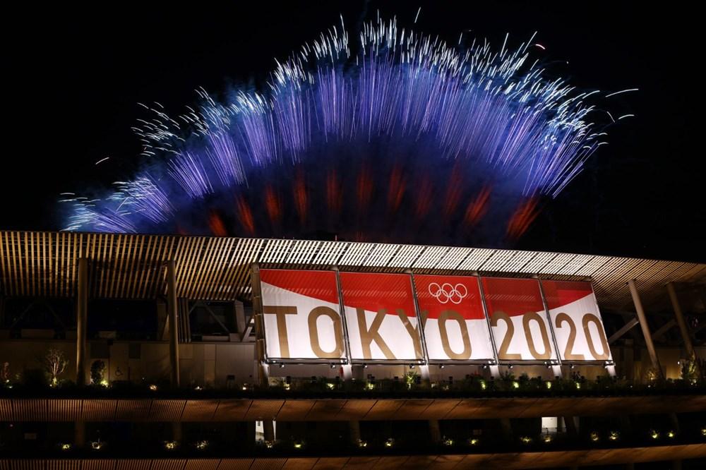 2020 Tokyo Olimpiyat Oyunları, resmen sona erdi (Türkiye, olimpiyat rekorunu kırdı) - 12